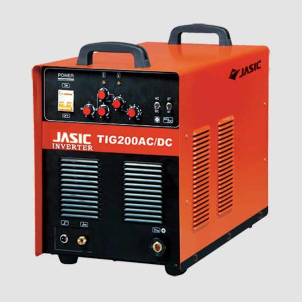 Máy Hàn Nhôm Jasic Tig 200 ACDC (R64) chính hãng