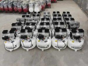 Máy nén khí pegasusl không dầu giảm âm (1)