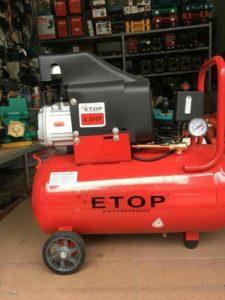 máy nén khí Etop 30l chính hãng