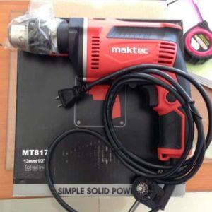 May Khoan Bua Maktec MT817 13mm chính hãng