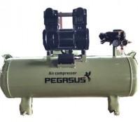 Máy Nén Khí Pegasus TMOF1500 70 lít Không dầu giảm âm 2HP